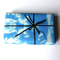 Cloud Rococo Gift Wrap
