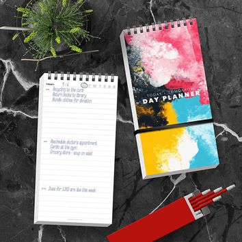 Abstract Art Planner