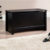 Jamocha Dark Espresso Wood Bedroom Storage Chest