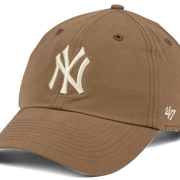 New York Yankees '47 MLB Harvest CLEAN UP Cap | lids.com