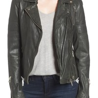Goosecraft Double Zip Moto Jacket | Nordstrom