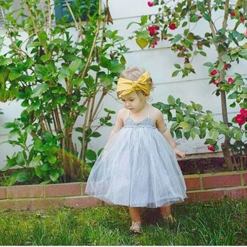 princess dress summer fashion baby dress evening party dress