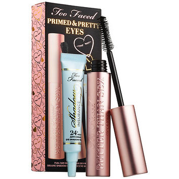 Primed & Pretty Eyes - Too Faced | Sephora