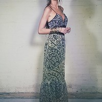 Free People Womens Legends of Folklore Maxi