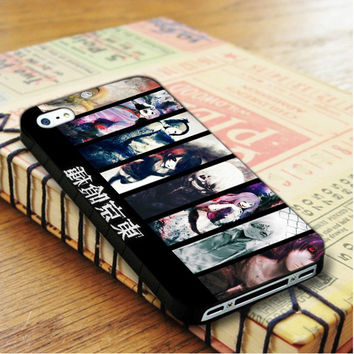 Tokyo Ghoul iPhone 4 Or 4S Case