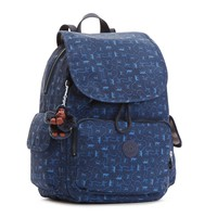 Ravier Printed Backpack - Swirling Dots