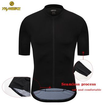 YKYWBIKE Cycling Jersey MTB Jersey Top Quality Seamless Technology Maillot Ciclismo Bicycle Clothes Uniform Cycling Clothing