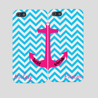 Best Friends Anchor Iphones Personalized Anchor Iphone by USACASES