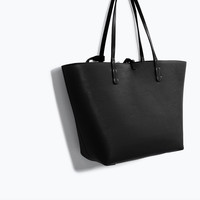 Reversible contrast shopper