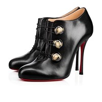 Christian louboutin Crochinetta 100 mm Boots
