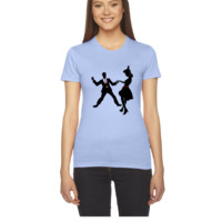 swing dance - Women's Tee