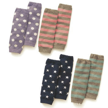 Kids Knee High Socks Children Sock Girls Boys Cute pattern 95% Cotton Socks Children Baby Long Leg Warmer Clothing Accessories