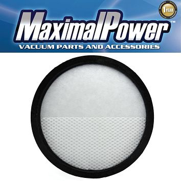 MaximalPower Hoover WindTunnel Air Model UH70400 & UH72400 Primary Filter 303903001