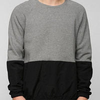 Your Neighbors Colorblock Pullover Sweatshirt - Urban Outfitters