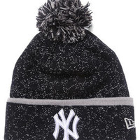 New York Yankees Speckle Cuff'd Knit Hat