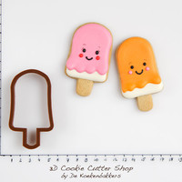 Popsicle Cookie Cutter