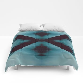 Aquamarine X Comforters by DuckyB