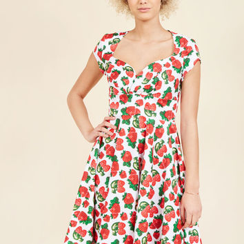 Posh Pickin's A-Line Dress