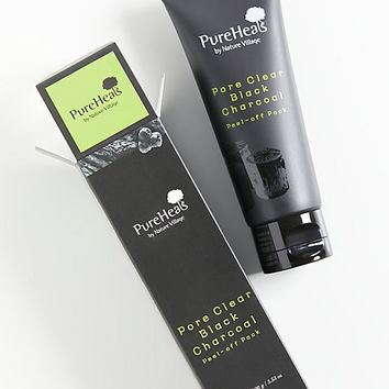 Pore Clear Black Charcoal Peel-Off Pack