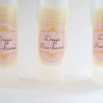 Doggie Paw-Dicure's, All Natural Dog Paw Lotion, Pet Care, Puppy, Dogs, Cracked Paws, Puppy Love, Shea Butter, Beeswax, Stuff for Dogs