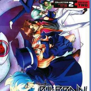 DCCKB62 PHI-BRAIN-PUZZLE OF GOD-SEASON 2 COLLECTION 2 (BLU RAY) (ENG/JNLA         )