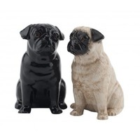 Pug Salt and Pepper Set, Buy Unique Gifts From CultureLabel.com