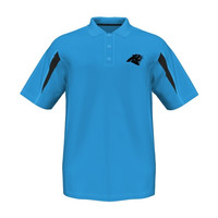 Carolina Panthers Tall Sizes Field Classic Polo – Carolina Blue
