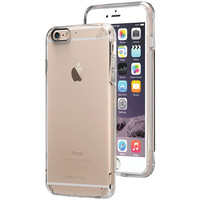 Puregear Iphone 6 Plus And 6s Plus Slim Shell Pro Case (clear And Clear)