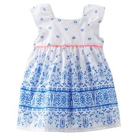 by OshKosh B'gosh Porcelain Print Woven Dress - Baby