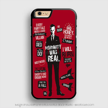 Sherlock Holmes iPhone 6 Plus Case iPhone 6S+ Cases