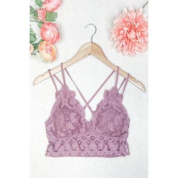 Anyday Mauve Bralette