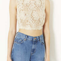 Cornelli Crop Top - Tops  - Clothing