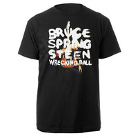 Bruce Springsteen Official Store | Wrecking Ball Album Cover Tee