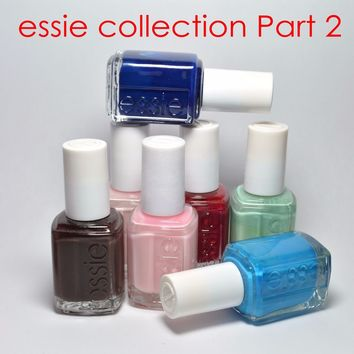 Essie Nail Polish Lacquer 0.46oz/13.5ml *Choose any 1 color* Part 2