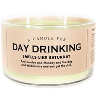 Day Drinking Mojito Scented Candle - Smells Like Saturday