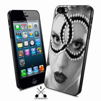 chanel logo face iPhone 4s iphone 5 iphone 5s iphone 6 case, Samsung s3 samsung s4 samsung s5 note 3 note 4 case, iPod 4 5 Case