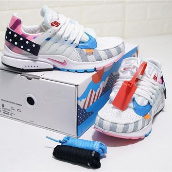Off White X Nike Air Presto 2.0 Aa3830 140 By Parra
