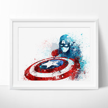 Best Marvel Wall Art Products on Wanelo