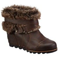 Sorel Joan of Arctic Wedge Ankle Boots - Women's