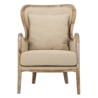 Home Loft Concepts Westerfield Accent Wingback Chair