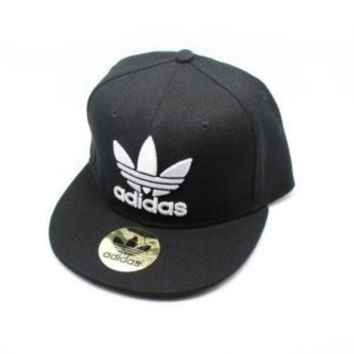 Adidas Originals Men's Thrasher Xeno Snapback Hat Black