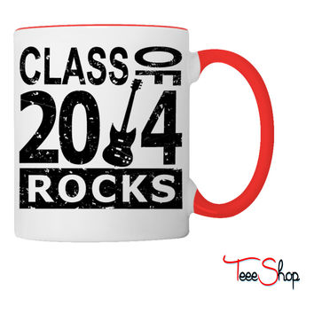 Class Of 2014 Rocks Coffee & Tea Mug
