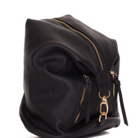 Soul Searching Purse - Black