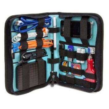 ButterFox Universal Electronics Accessories Travel Organizer / Hard Drive Case / Cable organiser - Medium