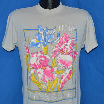 80s Iris Tennessee Puffy Paint t-shirt Medium