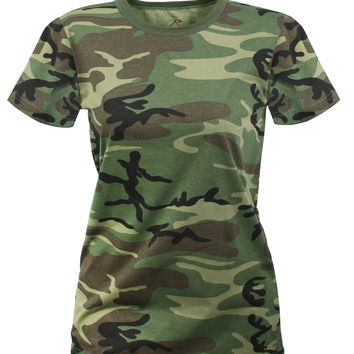 Womens Long Length T-Shirt
