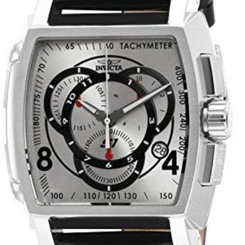 Invicta Men's 15789 S1 Rally Analog Display Swiss Quartz Black Watch
