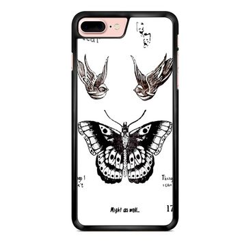 Tattoo Harry Style One Direction iPhone 7 Plus Case