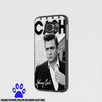 Johnny Cash for iphone 4/4s/5/5s/5c/6/6+, Samsung S3/S4/S5/S6, iPad 2/3/4/Air/Mini, iPod 4/5, Samsung Note 3/4 Case * NP*