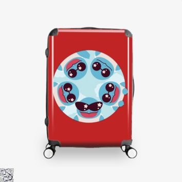 Squirtle Squad, Pokemon Suitcase